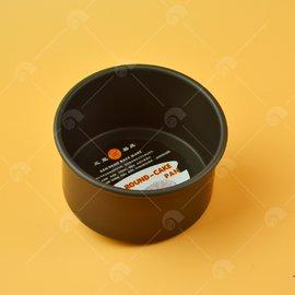 【艾佳】SN5003-4吋固定蛋糕模(硬膜)/個