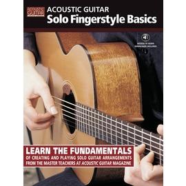 ~吉他系列~Acoustic Guitar Solo Fingerstyle Basics