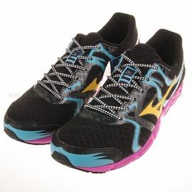 6折出清~美津濃Mizuno~WAVE HITOGAMI  慢跑 路跑 馬拉松 鞋 (J1GA148045)