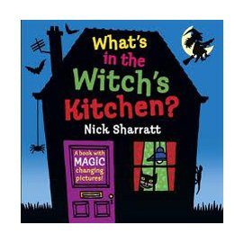 Book 25  What s In The Witch s Kitchen