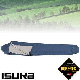 【日本 ISUKA】日本製 輕量 GORE-TEX 露宿袋(標準版,380g).防水透氣睡袋/露營.旅遊.居家皆適用 /200721