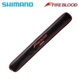 ◎百有釣具◎SHIMANO FIRE BLOOD PC-019L 餌杓袋 70cm