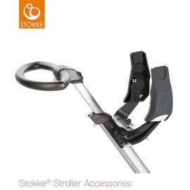【紫貝殼】『GE79-1』Stokke Xplory, Scoot 汽車座椅提籃轉接座 Maxi Cosi【店面經營/可預約看貨】