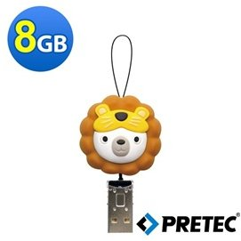 ^~PRETEC 希旺科技 免 全面 中^~^~PRETEC~熊熊蹺家歷險記~8GB 插卡