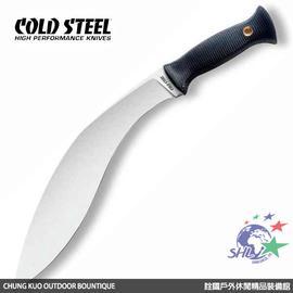 ~詮國~COLD STEEL Kukri 喀爾克大彎刀 ^(SK~5碳鋼銀刃^) ^  3