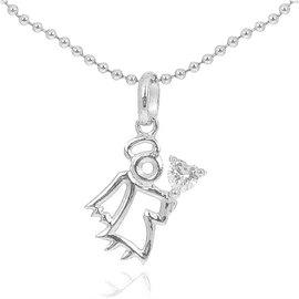 小天使純銀項鍊墜飾
