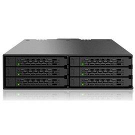 ~上震科技~ICY DOCK MB996SP~6SB 6轉1 SATA熱抽拔模組