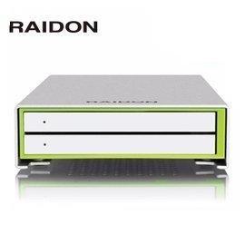 ~上震科技~RAIDON GR2660~B3 2.5吋 USB3.0 2bay 2.5吋磁