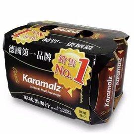 德國卡麥隆 Karamalz 黑麥汁~原味^(330ml 6入^)