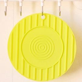 天天網多 圓形杯墊 防滑墊 矽膠墊 開罐器 隔熱墊  發貨(260123~0699)Q