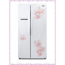 【新邵 】【LG GR-BL65M】638公升直驅變頻對開冰箱 - 花漾白