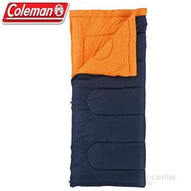 【美國 Coleman】Performer C5 表演者睡袋5度C.信封型睡袋.輕量化纖睡袋(1.35kg)/可機洗.附收納袋.可當棉被.睡墊 /CM6928 海軍藍(DA)