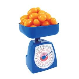 【聖岡科技】KS-26 廚房烘培料理秤1kg 機械式麵粉秤