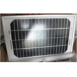 10W太陽能電池板 家用太陽能板 12V發電系統 充電板 元件