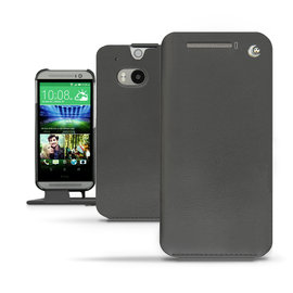 「HTC M8」NOREVE HTC One M8 下掀式真皮皮套 手機保護套 皮革 保護殼  手機套 手工訂製 腰掛 法國頂級手機皮套 5種設計50種顏色