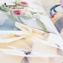 ~ SilverFly銀火蟲銀飾 ~ARGENT 系列~素雅~純銀鈔票夾^(鏡面可加購刻字