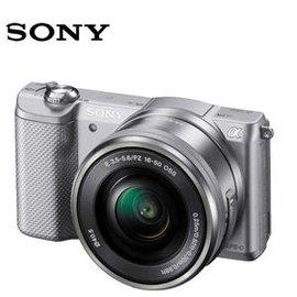 SONY α 5000L S ^(銀^)變焦鏡組 單眼相機