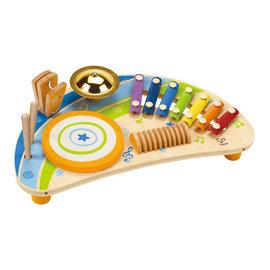 【紫貝殼】『CGC29-1』德國Hape愛傑卡 音樂系列-快樂音樂組合.兒童樂器.2歲以上.新品登場【店面經營/可預約看貨】
