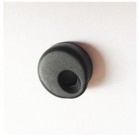新竹市[單耳帽] 藍芽耳機/一般耳機 耳帽/耳機套/耳機蓋 (14mm) 黑/白 [OCE-00004]