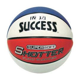 SUCCESS 成功 S1174 不滑手彩色 ^#7籃球 ^(個^)^~特殊配方手感超黏更