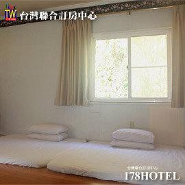 【代訂房】拉拉山富仙境鄉村渡假旅館.六人通舖套房 住宿2499元(含早餐)