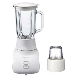 『Panasonic』☆  國際 玻璃杯果汁機+乾濕兩用玻璃研磨杯 MX-GX1061 / MXGX1061 **免運費**