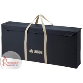 探險家戶外用品㊣NO.81340500 日本品牌LOGOS 野營烤爐收納袋XL號 85*18*37CM收納袋花冠烤爐XL裝備袋