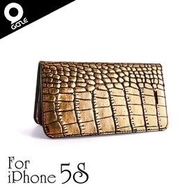yardiX代理 【韓國潮牌Gaze Gold Croco iPhone 5