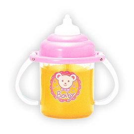 恰得玩具  暢銷小美樂娃娃 ~橘子汁奶瓶^(大^)_PL50617