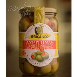 (FG~06) 瑪卡麗蔻紅心橄欖•350g