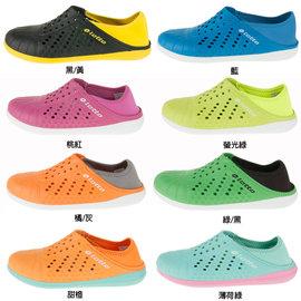 超低特價 390 元~ LOTTO~水陸兩棲 洞洞 防水 透氣 懶人鞋 運動涼鞋 - 任選2雙免運費!