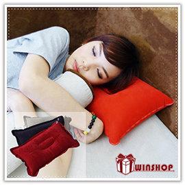 【Q禮品】B1974 方型充氣枕/充氣式午睡枕/午安枕/午睡枕/攜帶式枕頭/抱枕/靠枕/贈品禮品