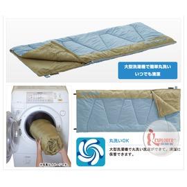 探險家戶外用品㊣NO.72600620 日本品牌LOGOS 丸洗寢袋睡袋6度 適合女性 中空棉 信封型好收納可雙拼