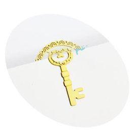 (特賣)創意 金屬書籤夾~甜美愛心鑰匙 ◇/書夾/金屬書簽/創意禮品/婚禮小物