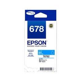 EPSON 墨水匣 T678250 藍色