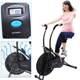 台灣製造 多功能風扇健身車P011-500(手足健身車.交叉訓練機.美腿機室內腳踏車.運動健身器材.推薦哪裡買)
