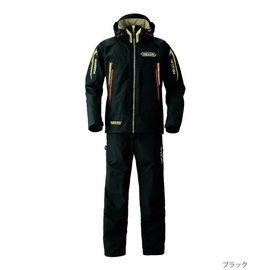 ◎百有釣具◎SHIMANO NEXUS GORE-TEX RA-119M 全方位釣魚套裝尺寸現貨~黑 套裝換季特價中