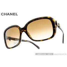 CHANEL 太陽眼鏡 CN5171 C7143B ^(琥珀^) 蝴蝶結 小香風 墨鏡 ^