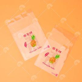 【艾佳】透明線條蛋捲袋+內襯20入/包