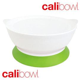 『DBA20』美國Calibowl專利防漏學習吸盤碗12oz附蓋-綠)【保證公司貨●品質有保證】