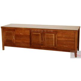 ~尚品傢俱~714~05 魯貝 南洋檜木7尺電視櫃^~ 6.3尺、5尺電視櫃 收納櫃 客廳