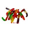 ~糖趣花園~捷克百靈~~蚯蚓~~蟲蟲 QQ軟糖~~500g夾鏈袋139元~~辦活動.驚奇派
