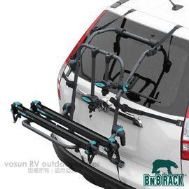 【BN'B RACK 美國熊牌】滑槽式攜車架(附鎖).平台式單車攜帶架/附防盜鎖及鑰匙.ARTC認證/BC-6315-2S