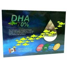 ~U~19 DHA70^%力泰諸葛因子魚眼窩油軟膠囊 50粒
