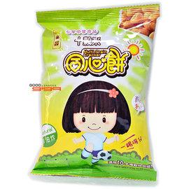 【吉嘉食品】十穀米同心餅(非油炸)奶素1包25g{4712839670267:1}