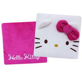 ~迪迪耶~ Hello Kitty臉型兩用抱枕
