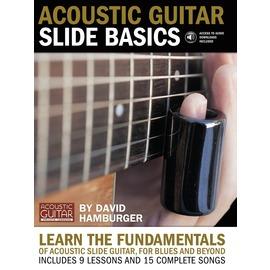 ~吉他系列~Acoustic Guitar Slide Basics