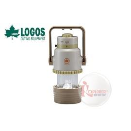 探險家戶外用品㊣NO.74175578 日本品牌LOGOS 4WAY多用途LED露營燈 (26流明) 野營燈 小夜燈
