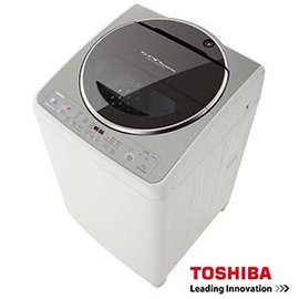 TOSHIBA 東芝15公斤變頻超靜音洗衣機 AW-DC15WAG  **免運費+基本安裝+舊機回收**