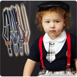 ~孩子王專櫃 ~兒童吊帶~小帥哥  ~百搭 吊帶~正式款男童吊帶~ 90^~135cm男女